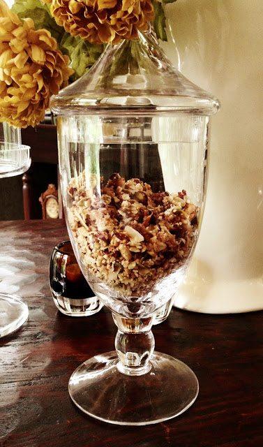 Homemade Granola Reicpe
