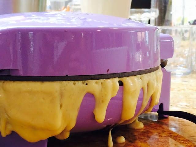 Mini Cake Baby Maker machine