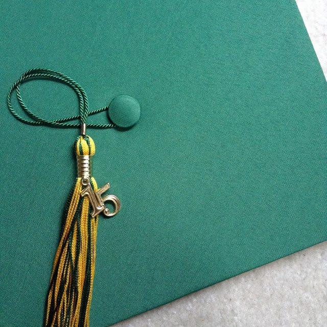 celebration of graduation