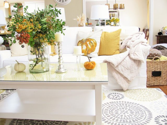 Homegoods Fall Home Tour