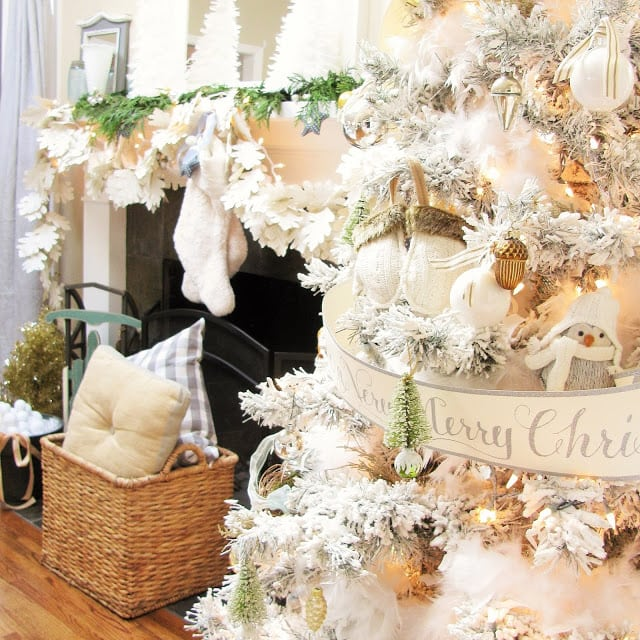 Decorating Ideas > Christmas Decorations A Holiday Home Tour  Happy Happy  ~ 165708_Christmas Decorations Home Tour