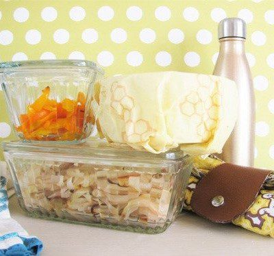 Tip: Kitchen Alternatives to Plastic