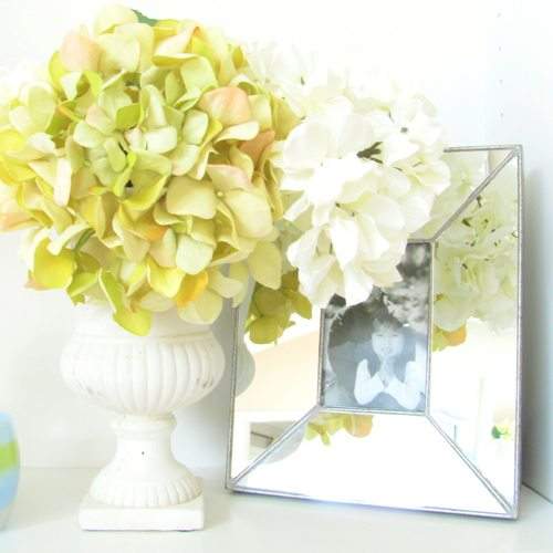 decorating ideas hydrangea