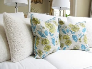 shop Pottery Barn pillows