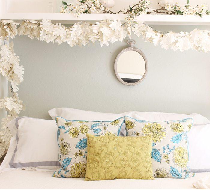 summer home tour bedroom sm