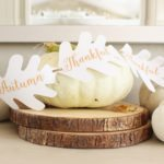 Free Fall Printable for Your Autumn Decor