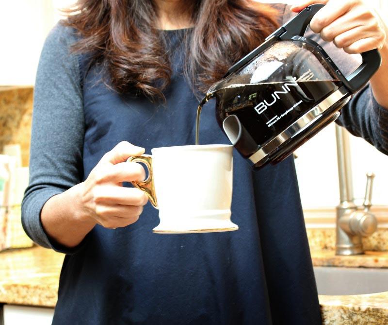 bunn-coffee-maker specialty coffee association of America certified