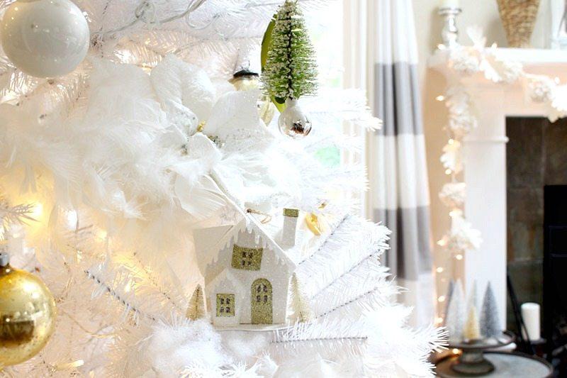Christmas tour of 15 bloggers
