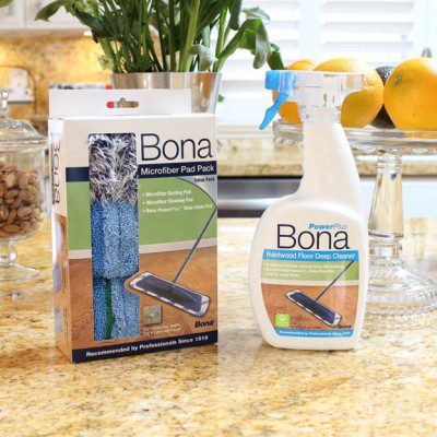Bona Power Plus Floor Cleaner Does the Job