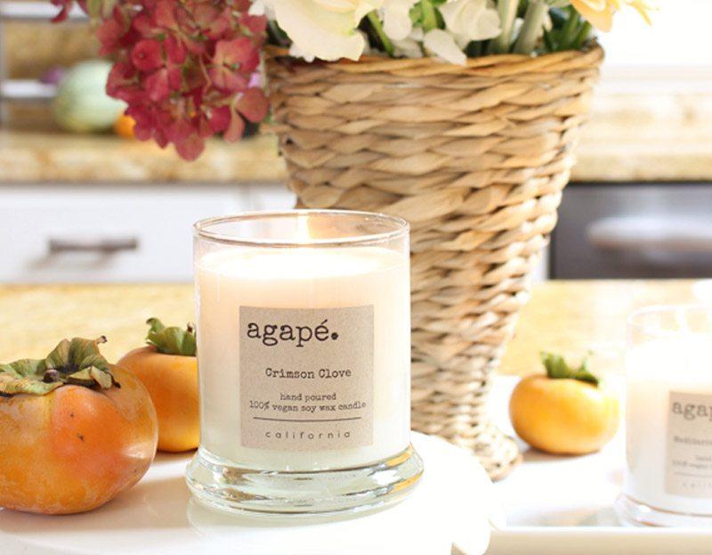 California candle company