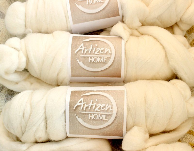 Chunky Arm Knit Throw Diy Happy Happy Nester