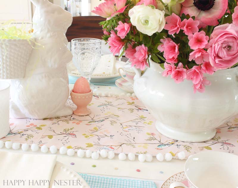 Easy Paper Table Runner Diy