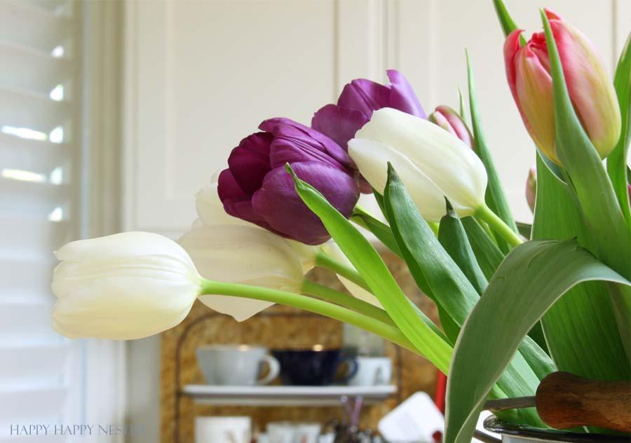make store bought flower last