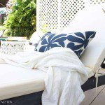 How to Simplistically Create a Spring Deck Update You'll Love