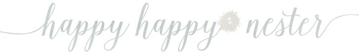 Happy Happy Nester