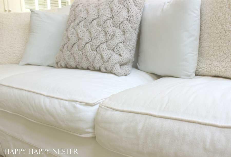 slipcover sofa review