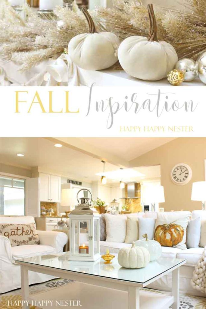 My Fall Tour and 15 of my friends join me You are certain to find a style that fits your home. Tour around and get ready to start your Autumn festivities.