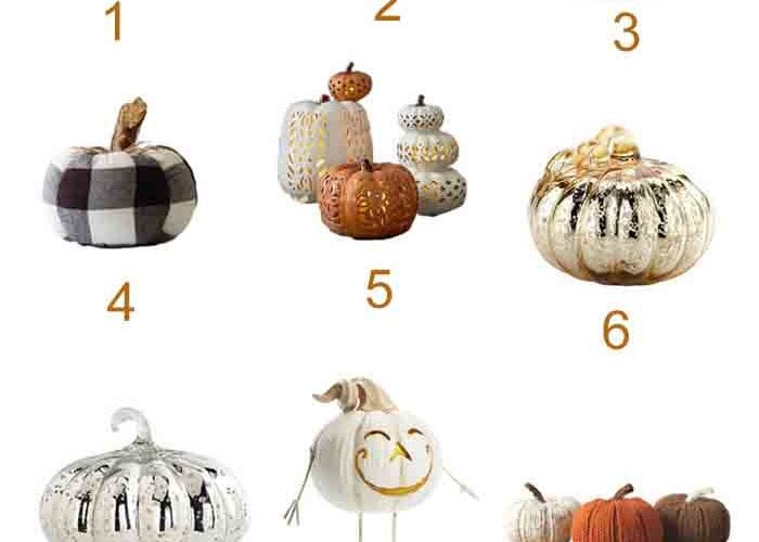 Hunt No More, Here are My 12 Best Pumpkins!