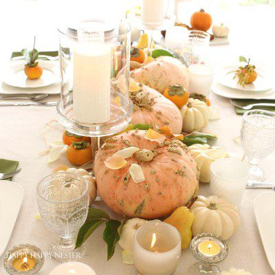A Unique Thanksgiving Table That You'll Love How Easy it is to Create