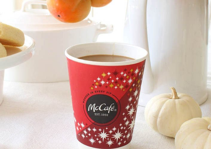 McDonald's Coffee and I are Best Friends in the Mornings