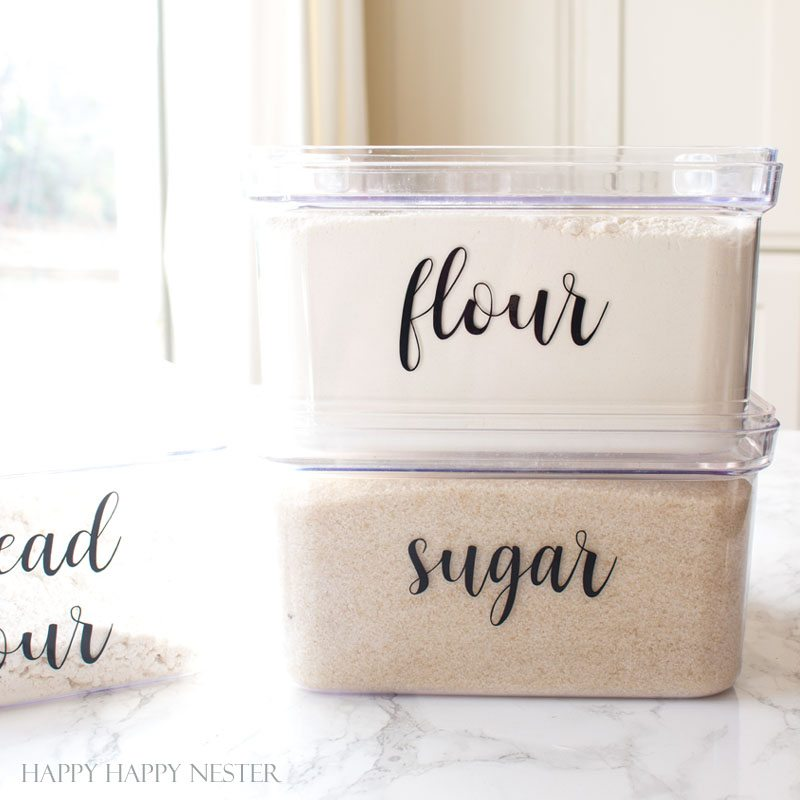 organizing kitchen labels you ll love