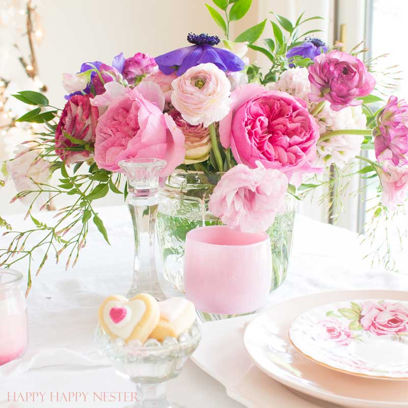 10 Valentine's Day Table Decorations