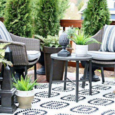 Outdoor Patio Ideas for Spring