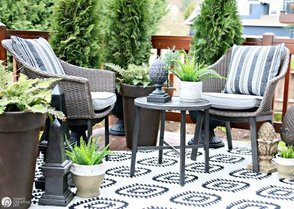 Outdoor Patios Ideas For Spring