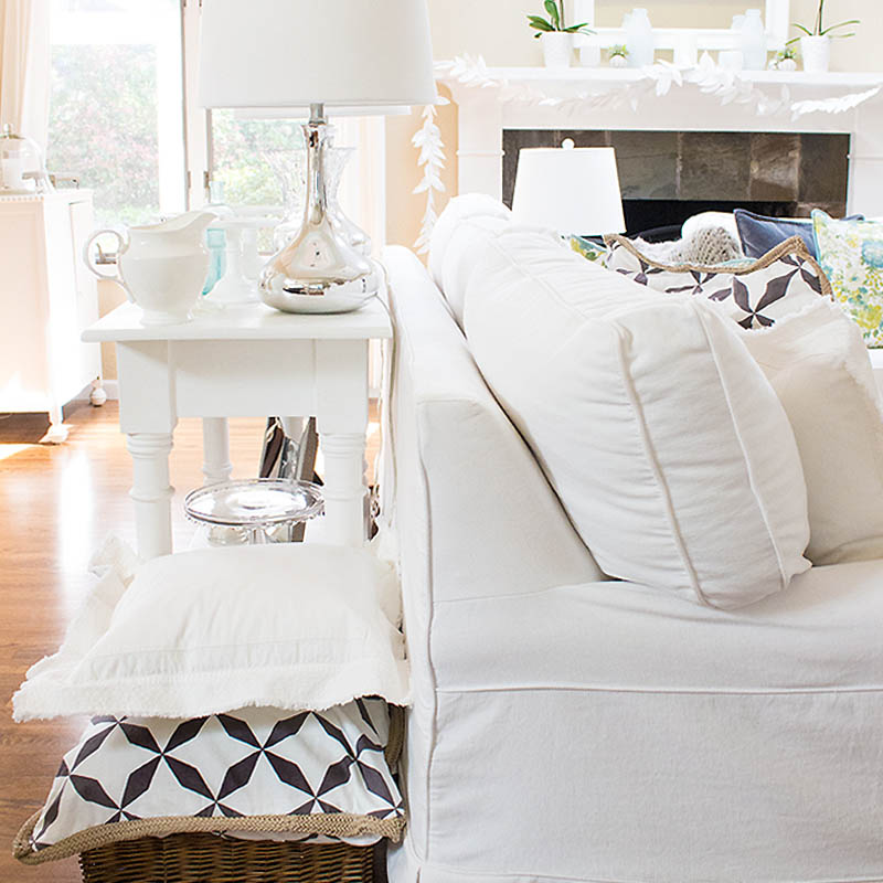 Going Coastal Pottery Barn Part I: Coastal Spring Tour: Pottery Barn Style