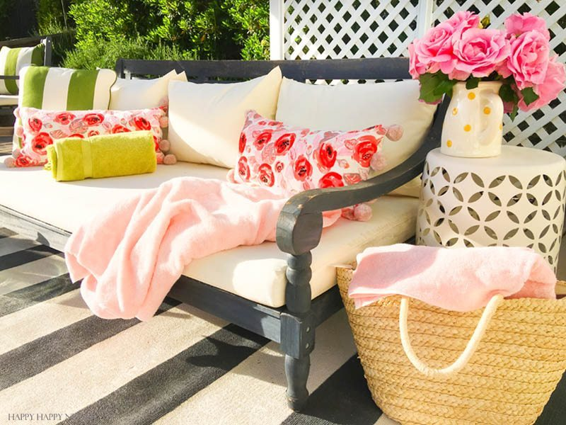 Our Beautiful Outdoor Living Rooms are Loved 153 days of the Year