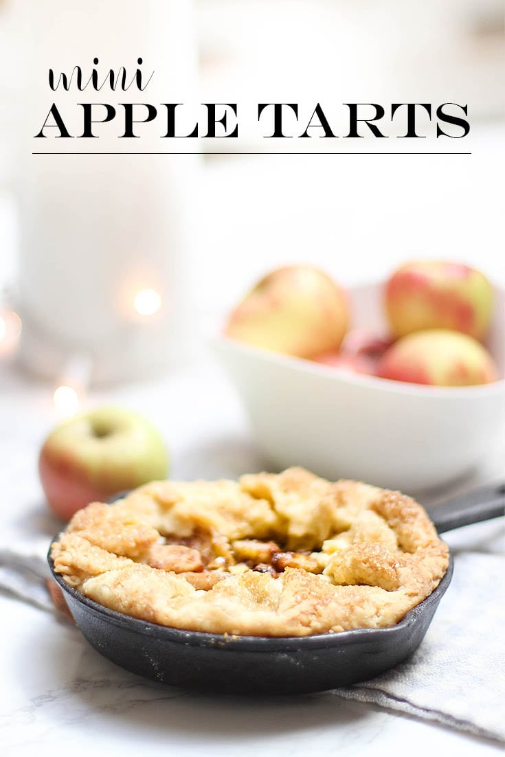 Mini Apple Tart Recipe