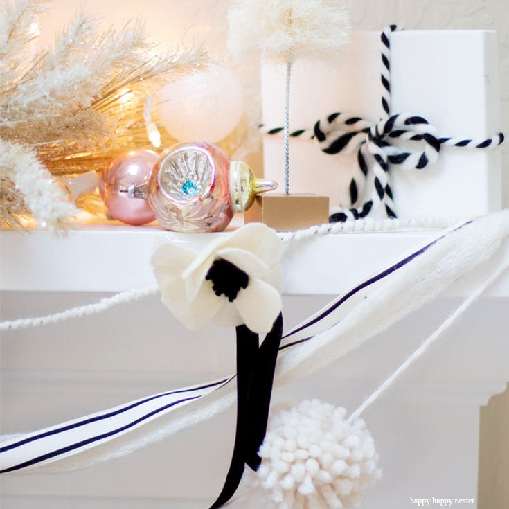 Decorating Mantel | Decorating for the Holidays | Christmas | Christmas Decor | Christmas Decorating | Christmas Mantel | Mantel Decorating Ideas