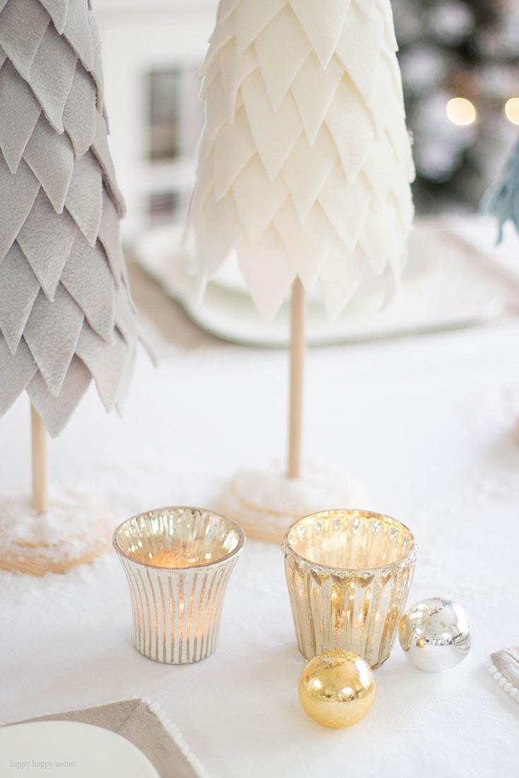 How to Make a Fleece Cone Christmas Tree