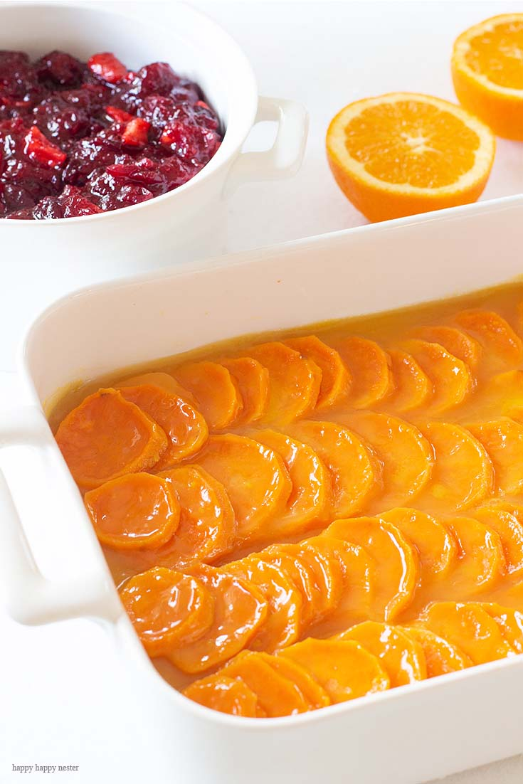 Yams Baked in Orange Sauce is such a delectable, sweet glaze that is irresistible. The citrus is a wonderful addition to the hearty yams. You can baked this in advance by a couple of days. Side Dish   Recipe   Thanksgiving   Vegetable Dish   Holidays   Yam Casserole   Fresh Yams   Comfort Food   Delicious Vegetables