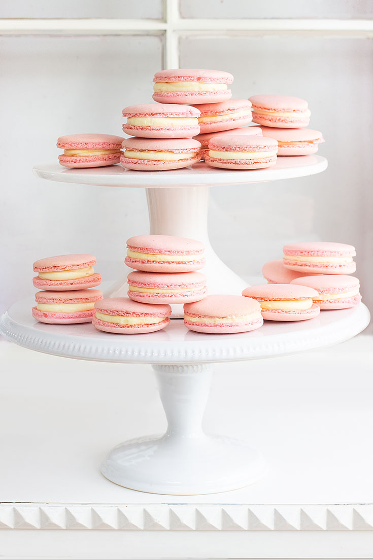 The Best Basic French Macaron Recipe Happy Happy Nester