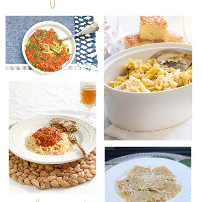 Tried and True Favorite Dinner Recipes